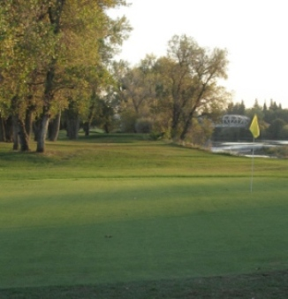 Campus Commons Golf Course, Sacramento, California, 95825 - Golf Course Photo