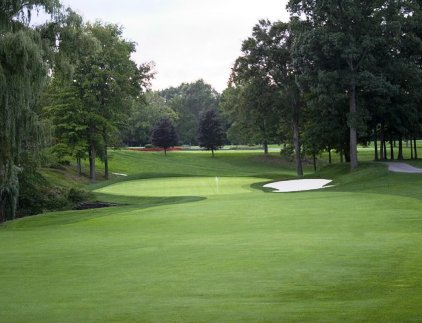 Point O'Woods Country Club,Benton Harbor, Michigan,  - Golf Course Photo
