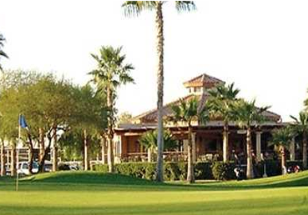 Pueblo El Mirage Rv Resort & Country Club,El Mirage, Arizona,  - Golf Course Photo