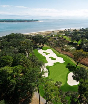 Haig Point Club - Signature Course,Hilton Head Island, South Carolina,  - Golf Course Photo
