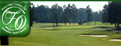 Forest Oaks Country Club, Greensboro, North Carolina, 27406 - Golf Course Photo