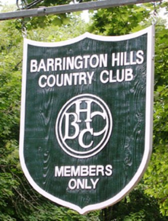 Barrington Hills Country Club,Barrington, Illinois,  - Golf Course Photo