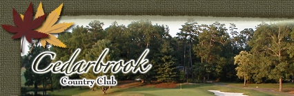Cedarbrook Country Club,Elkin, North Carolina,  - Golf Course Photo