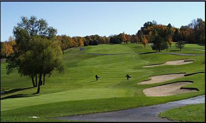 Golf Club At Thornapple Pointe, The, Grand Rapids, Michigan, 49512 - Golf Course Photo