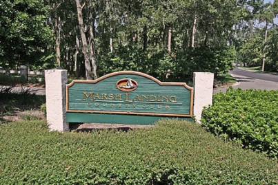 Golf Course Photo, Marsh Landing Country Club, Ponte Vedra Beach, 32082