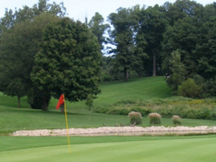 Elbel Golf Course,South Bend, Indiana,  - Golf Course Photo