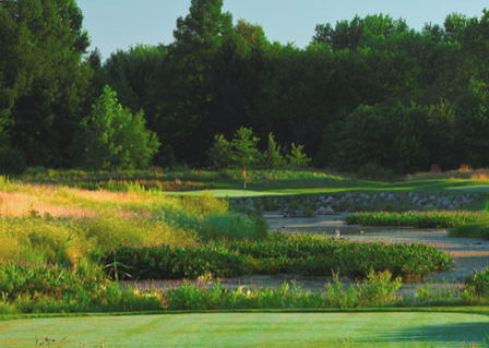 Birck Boilermaker Golf Complex, Kampen, West Lafayette, Indiana, 47906 - Golf Course Photo