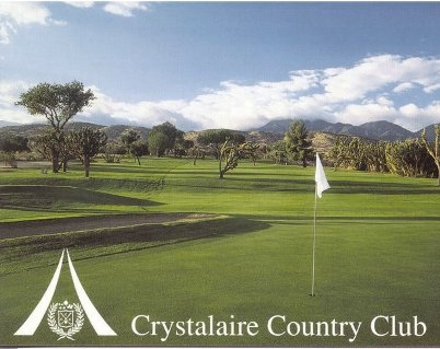 Crystalaire Country Club,Llano, California,  - Golf Course Photo