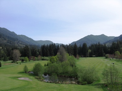 Resort At The Mountain - The Courses,Welches, Oregon,  - Golf Course Photo