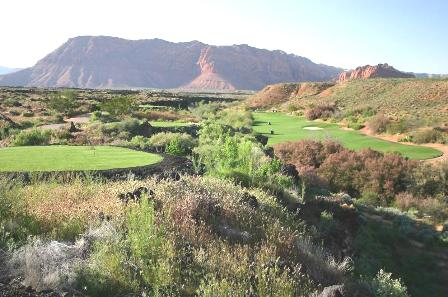 Entrada At Snow Canyon,St George, Utah,  - Golf Course Photo