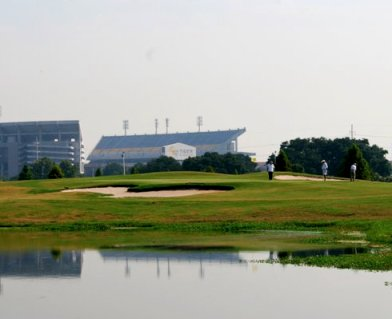 LSU Golf Course,Baton Rouge, Louisiana,  - Golf Course Photo