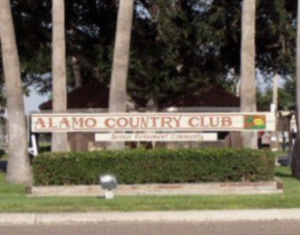 Alamo Country Club,Alamo, Texas,  - Golf Course Photo