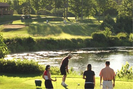 Ruttger's Bay Lake Lodge -The Lakes,Deerwood, Minnesota,  - Golf Course Photo