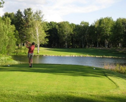 Golf Course Photo, Mountain Lake Golf Club, Gaylord, 49735