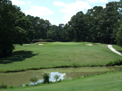 Golf Course Photo, Pine Oaks Golf Club, Warner Robins, 31098