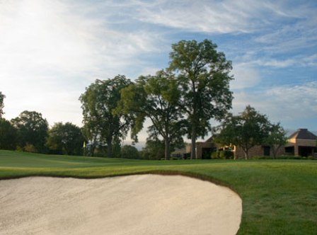 Country Club Of Jackson, Jackson, Michigan, 49203 - Golf Course Photo
