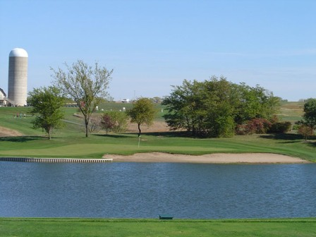 Mozingo Lake Golf Course,Maryville, Missouri,  - Golf Course Photo