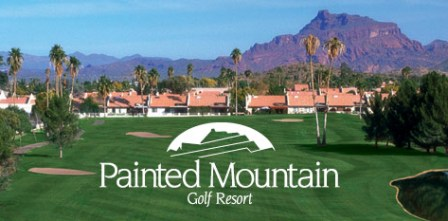 Painted Mountain Golf Club -Championship, Mesa, Arizona, 85215 - Golf Course Photo