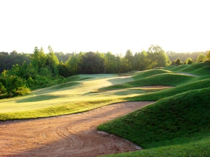 Golf Course Photo, Gauntlet At Curtis Park, The, Hartwood, 22406