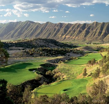 Golf Course Photo, Lakota Canyon Ranch & Golf Club, New Castle, 81647