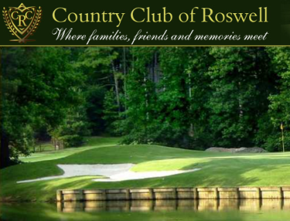 Golf Course Photo, Country Club of Roswell, Roswell, 30076