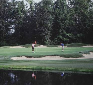 Auburn Links At Mill Creek,Auburn, Alabama,  - Golf Course Photo