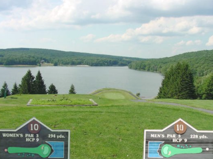 Alpine Lake Resort,Terra Alta, West Virginia,  - Golf Course Photo