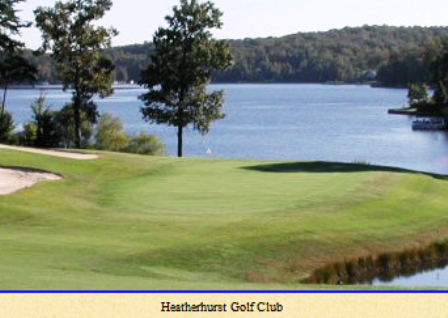 Golf Course Photo, Heatherhurst Golf Course - Brae Course, Fairfield Glade, 38557