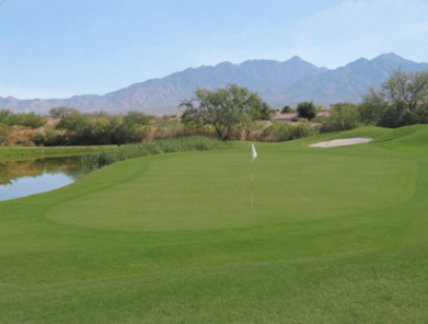 San Ignacio Golf Club, Green Valley, Arizona, 85614 - Golf Course Photo
