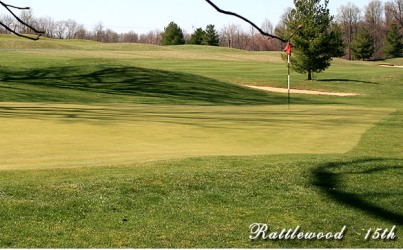 Rattlewood Golf Course,Mount Airy, Maryland,  - Golf Course Photo