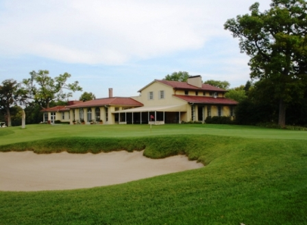 Old Elm Golf Club, Highland Park, Illinois, 60035 - Golf Course Photo