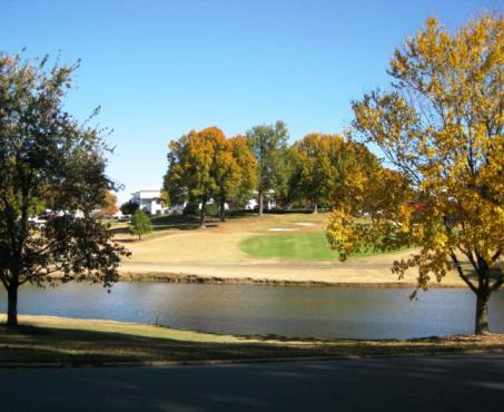 Greensboro Country Club, Farm Course, Greensboro, North Carolina, 27408 - Golf Course Photo