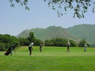 Bonneville Golf Course, Salt Lake City, Utah, 84108 - Golf Course Photo