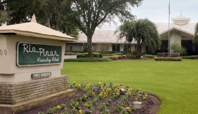 Golf Course Photo, Rio Pinar Golf Club, Orlando, 32825