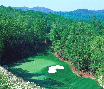 Golf Course Photo, Champion Hills Golf Club, Hendersonville, 28739