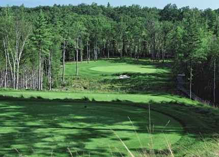 Red Hawk Golf Club,East Tawas, Michigan,  - Golf Course Photo