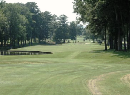 Dalton Golf & Country Club, Dalton, Georgia, 30721 - Golf Course Photo