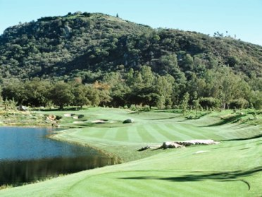 Golf Course Photo, Woods Valley Golf Club, Valley Center, 92082