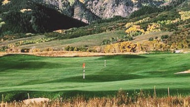 Haymaker Golf Course,Steamboat Springs, Colorado,  - Golf Course Photo
