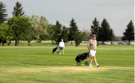 Golf Course Photo, Rexburg Municipal Golf Course, Rexburg, 83440