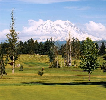Tanwax Greens Golf Course, CLOSED 2011,Eatonville, Washington,  - Golf Course Photo