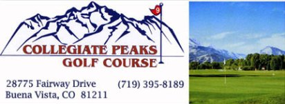 Collegiate Peaks Golf Course