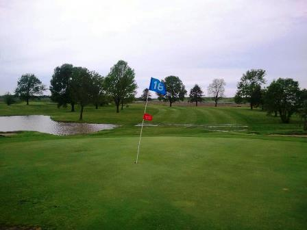 Gold Hills Golf Club, Colchester, Illinois, 62326 - Golf Course Photo