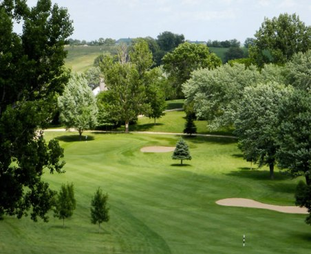 Mayville Golf Club,Mayville, Wisconsin,  - Golf Course Photo