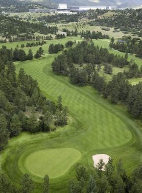 Eisenhower Golf Course, Silver Course,Colorado Springs, Colorado,  - Golf Course Photo