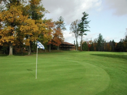 Thunder Bay Golf Resort,Hillman, Michigan,  - Golf Course Photo