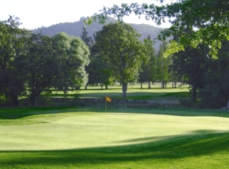 Bennett Valley Golf Course, Santa Rosa, California, 95405 - Golf Course Photo