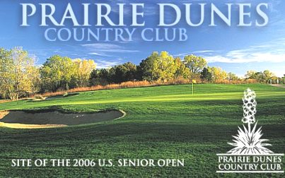 Golf Course Photo, Prairie Dunes Country Club, Hutchinson, 67502