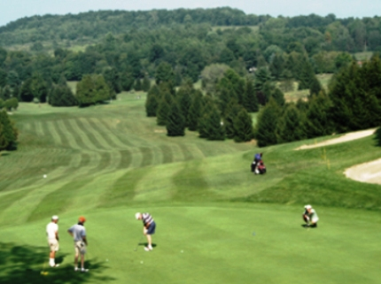 Golf Course Photo, Green Lakes State Park, Fayetteville, 13066