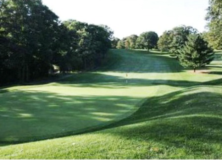 Ridgewood Country Club,Danbury, Connecticut,  - Golf Course Photo